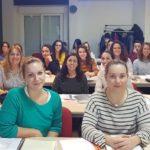 Imagen de algunos de los asistentes al curso de Operador de RX del 16, 17 y 18 de Noviembre de 2018, con el profesor Benjamín, de Xpert